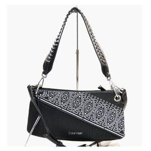 Calvin Klein Raya Demi Shoulder/Crossbody Bag